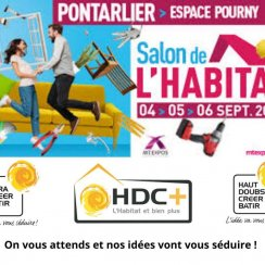 SALON HABITAT PONTARLIER - 04-05-06 SEPT. 2020